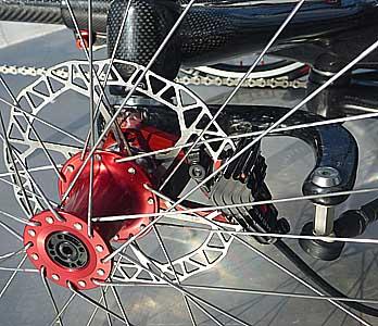 Carbontrakes sl brake outside