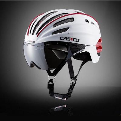 Casque velo route casco speedairo blanc 6146